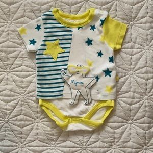 One Pieces - Baby onesie 0-3 months (unisex)